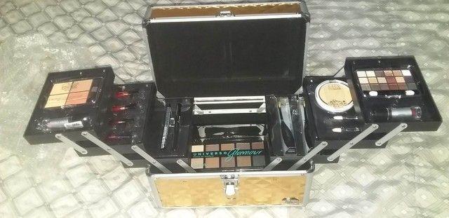 Maleta de maquiagem  - Foto 3