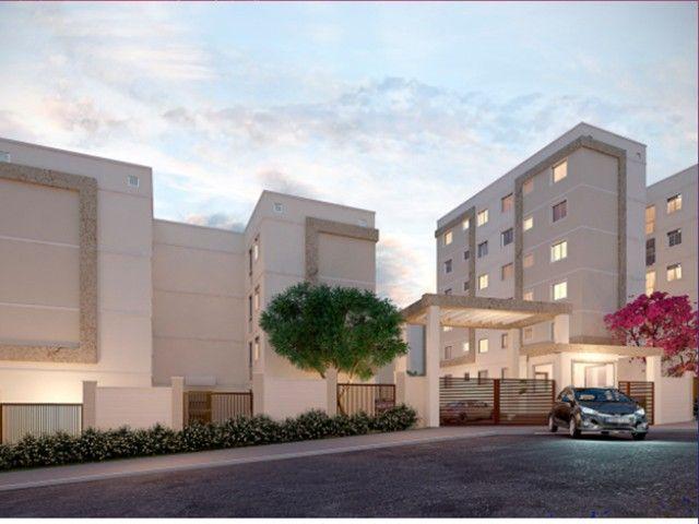 SCL [08] 42m² Apartamento 2 Qtos, Lazer completo/ Vila Bethânia - Foto 7