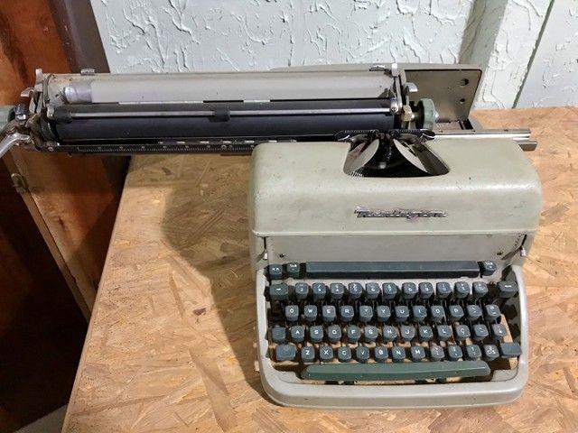 Máquina de escrever Remington - Foto 2