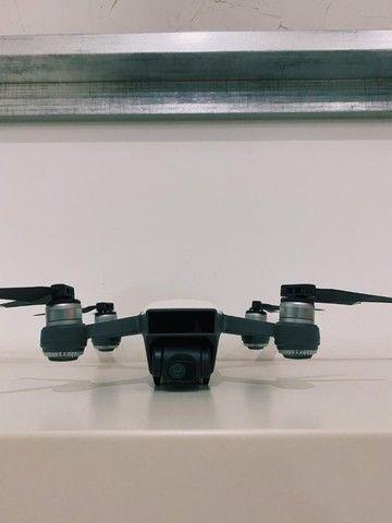 Drone DJI Spark - Com controle e bateria sobressalente - Foto 5