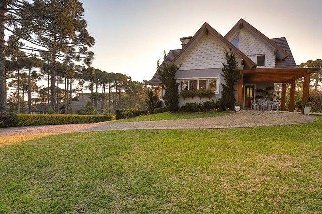 Casa com 5 dormitórios à venda, 400 m² por R$ 4.700.000,00 - Aspen Mountain - Gramado/RS - Foto 7