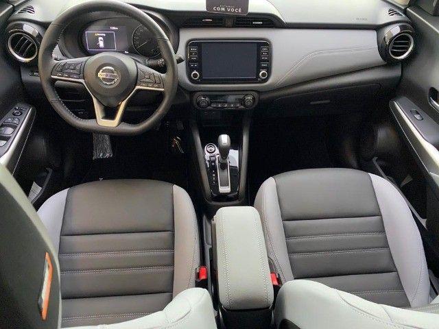Novo Nissan Kicks Exclusive Pack Tech CVT - Foto 6