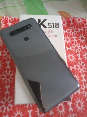 CELULAR LG K51 S