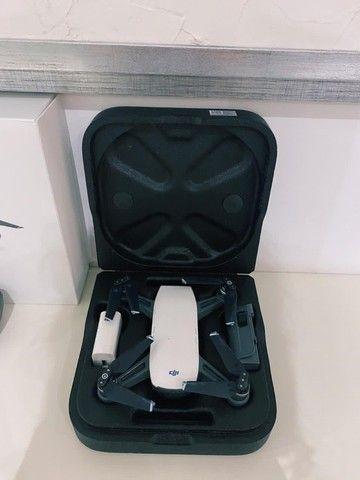 Drone DJI Spark - Com controle e bateria sobressalente - Foto 3