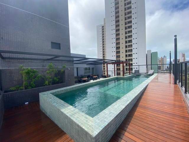 Excelente apartamento Jd Oceania, 3 quartos, varanda gourmet, ótima localização