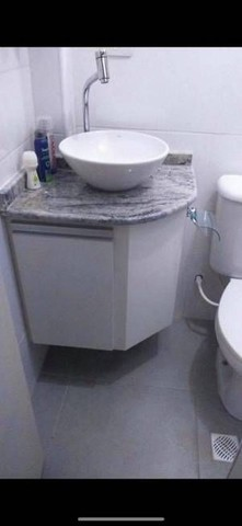 Apartamento em Aparecida, Santos/SP de 50m² 2 quartos à venda por R$ 270.000,00 - Foto 15