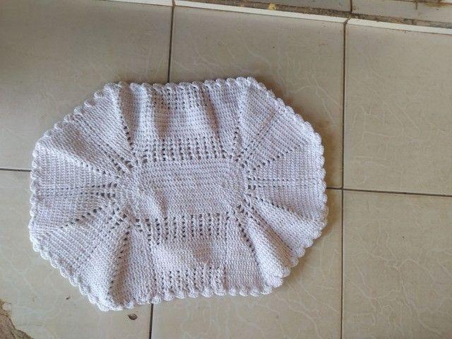 Tapetes de crochê  - Foto 6