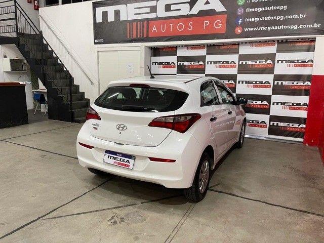 Hyundai HB20 1.0 Unique Manual Flex Carro Baixo Km !! Carro Impecavel Zero Detalhes  - Foto 5