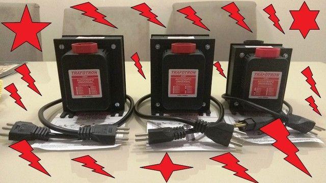 Transformadores 110/220V para Ar Condicionado,freezer,geladeira,martelete,forno,etc
