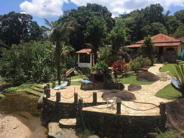 Casa da Cachoeira no pé da Serra de Friburgo  - Foto 5