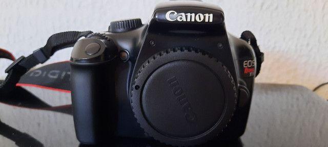 Vendo corpo câmera canon t3 - Foto 2