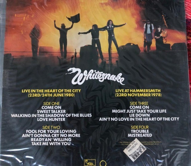 2 LP Whitesnake - Foto 3