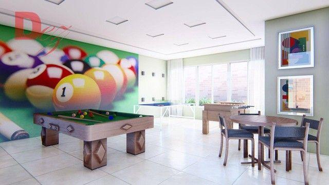 Apartamento com 2 dormitórios à venda, 60 m² por R$ 219.000,00 - Cidade Ocian - Praia Gran - Foto 7