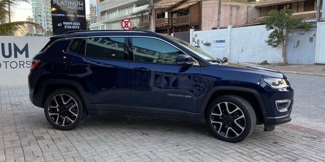 Jeep Compass Limited - 2020 - Foto 15
