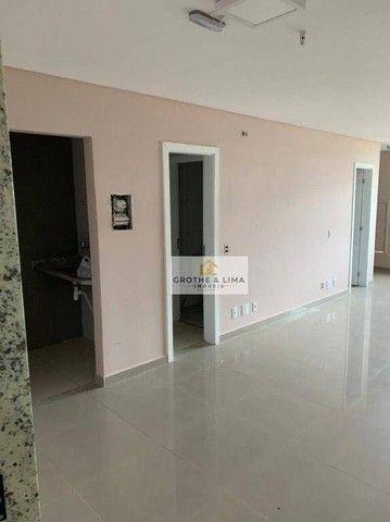 Linda sala comercial 44m², 2 banheiros no centro de São José dos Campos - SP - Foto 8
