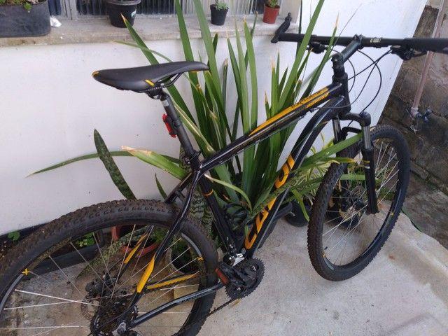 Bicicleta aro 29 Caloi  - Foto 3