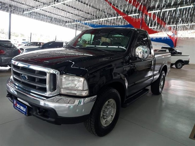 Ford F-250 F250 XL 4.2 Turbo (Cab Simples) DIESEL MANUAL - Foto 2