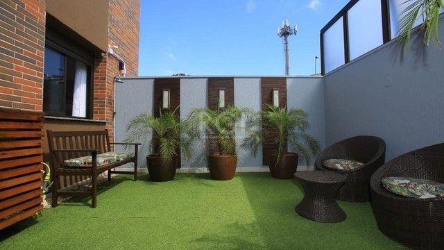 Apartamento à venda com 1 dormitórios em Rio branco, Porto alegre cod:SC13172 - Foto 12