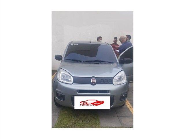 Fiat Uno 2016 1.0 evo attractive 8v flex 4p manual