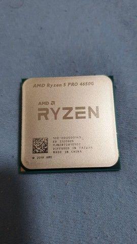 Ryzen 5 Pro 4650g Novo *1500 para retirada RJ*