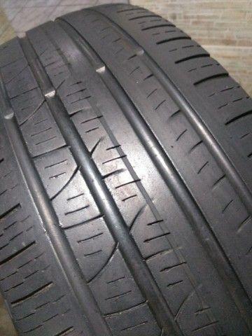 225/60/18, seminovos marca Pirelli Scorpions originais 4 peças iguais. Oportunidade!!!