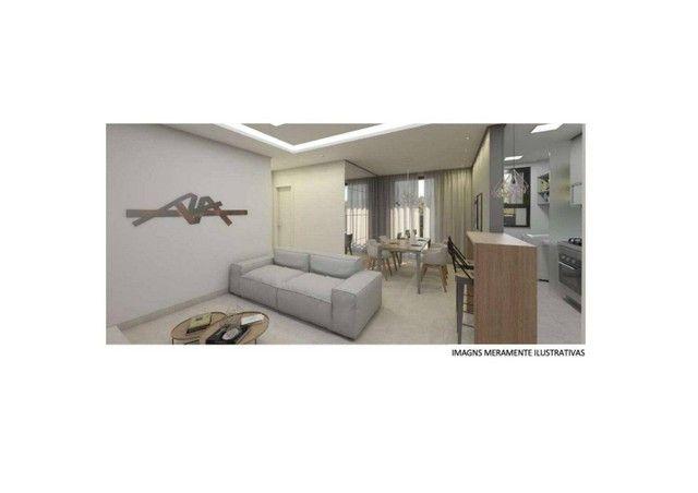 Apartamento com 2 dormitórios à venda, 74 m² por R$ 325.000,00 - Bairu - Juiz de Fora/MG - Foto 3