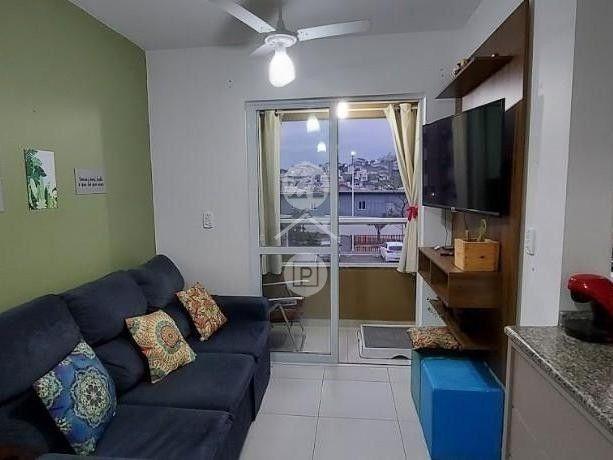 Apartamento à venda com 2 dormitórios em Pedra branca, Palhoça cod:2389