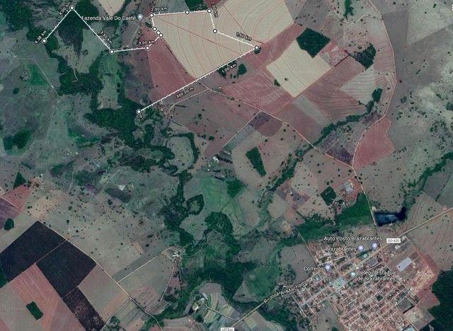 Fazenda Brazabrantes 12 alq. Planos ! - Foto 15