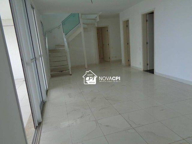 Cobertura à venda, 277 m² por R$ 1.900.000,00 - José Menino - Santos/SP - Foto 3