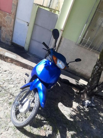 Vendo Honda biz  - Foto 6