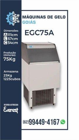 Máquina de Gelo 75kg - Foto 2