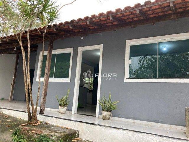 Casa com 2 dormitórios à venda, 102 m² por R$ 260.000,00 - Maria Paula - São Gonçalo/RJ
