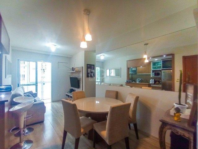 Apartamento à venda com 3 dormitórios em Jardim carvalho, Porto alegre cod:EL56357495 - Foto 2