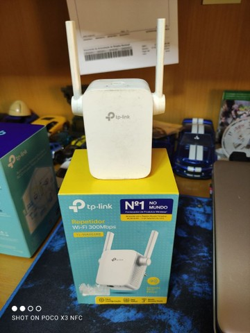 Repetidor wi-fi TP Link RE305