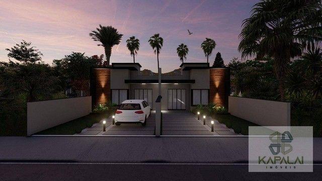 Casa com 2 dormitórios à venda, 62 m² por R$ 269.000 - Itajuba - Barra Velha/SC - Foto 6