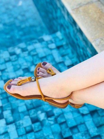 Sandálias diferenciadas - Foto 4