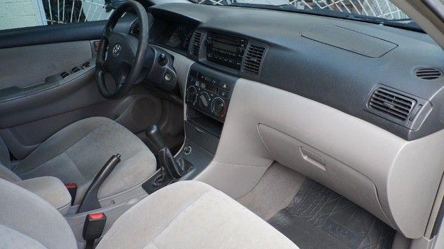 Corolla XEI 1.8 2006 - Foto 14