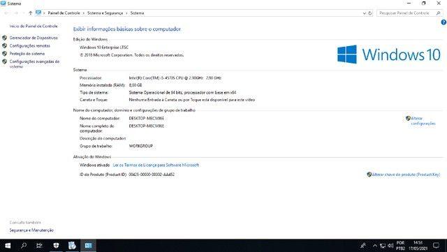 Kit  upgrade Core i5 4570s 2.90 hgz\ 8 gb ddr3  - Foto 6