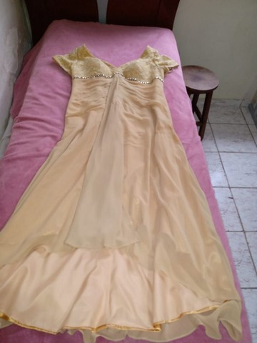 Vestido de festa pluss sise  - Foto 4