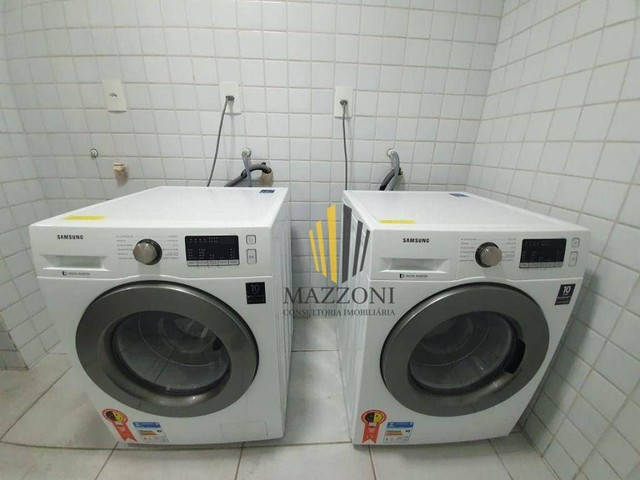 Edf. Costa das Palmeiras | Flat Mobiliado | 25m² | Nascente | 1 Vaga | Lazer Completo | R$ - Foto 14