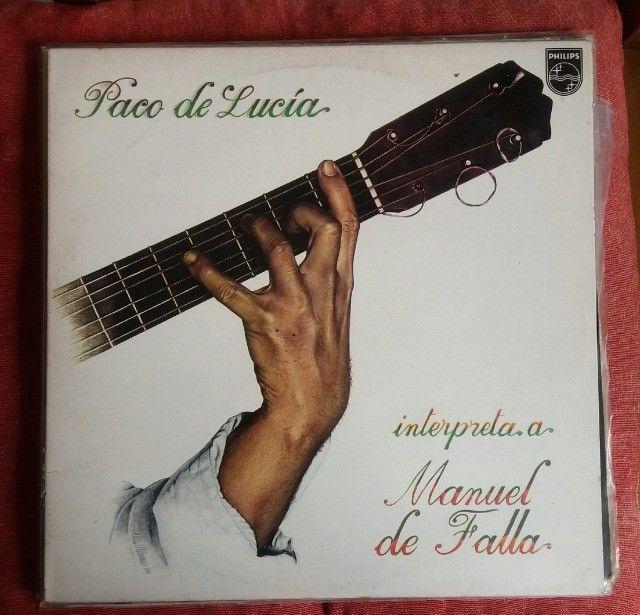 Lp´s Paco de Lucia - Flamenco - Foto 3