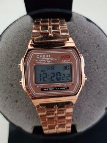 Liquidação Relógio Casio. De 100 por 49,99 - Foto 2