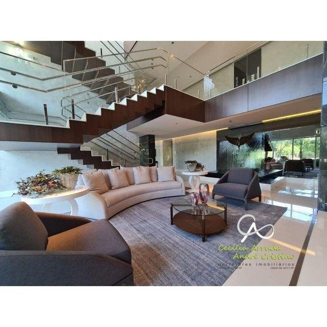 apartamento 4/4 suítes, varanda gourmet, vista livre permanente, Jardins, Aracaju/SE - Foto 6