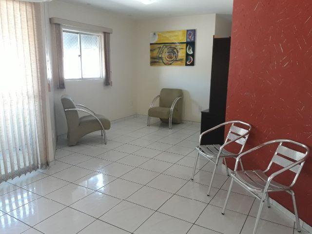 Apartamento 3 quartos suite mobiliado
