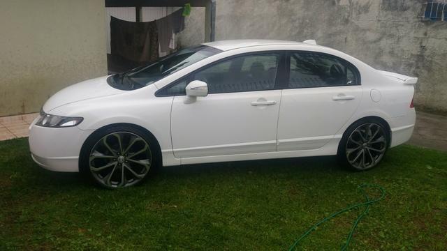 Honda Civic Impecavel Aceito Spin