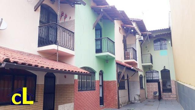 CL-29 Casa duplex com 1 quarto, próximo ao comércio em Itacuruçá - Mangaratiba/RJ