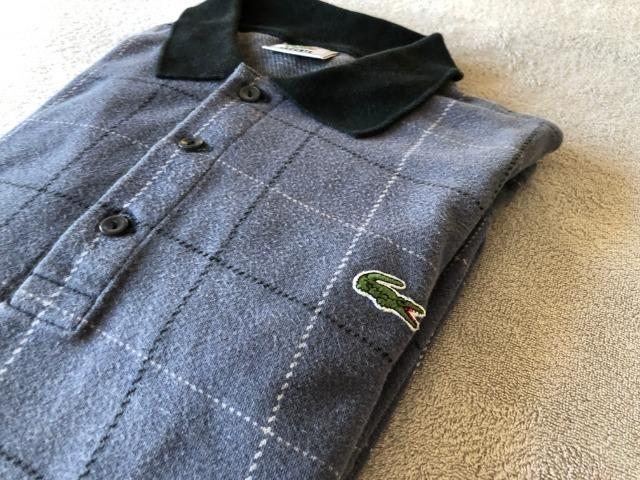 58eef03f48314 Camisa Polo Lacoste Masculina - Azul Marinho - Paris, France - Aceito  Cartão de Crédito