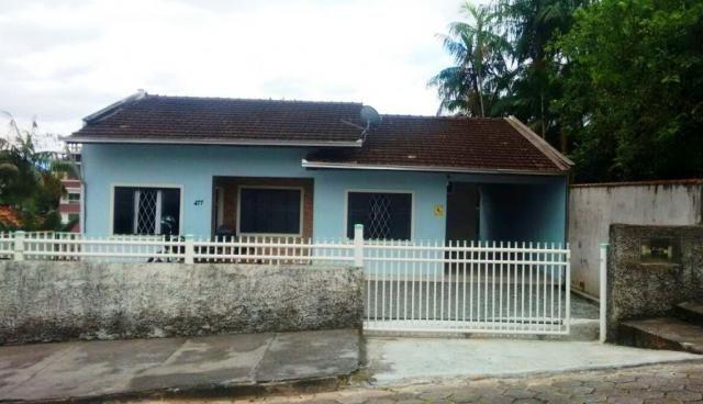 Casa à venda com 3 dormitórios em Santo antônio, Joinville cod:CI1006