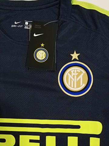 cb62af9a7b Camisa Inter de Milão Third 17 18 - Tamanho M - Roupas e calçados ...