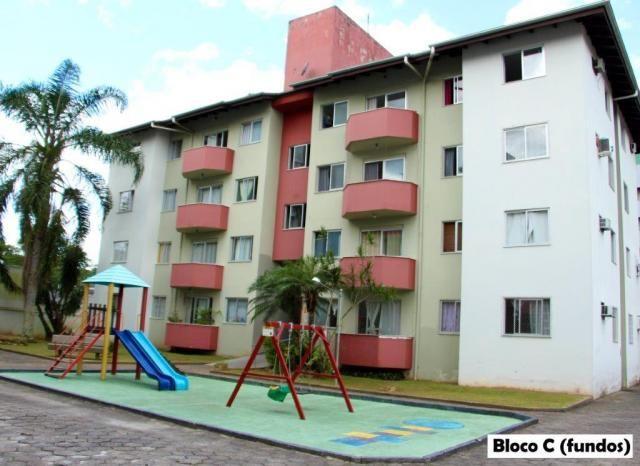 Apartamento à venda com 3 dormitórios em Glória, Joinville cod:V45951 - Foto 3